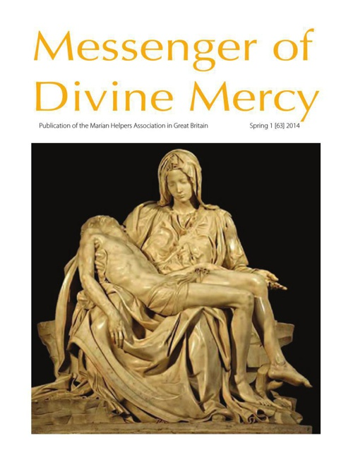 Messenger of Divine Mercy Spring 1 [63] 2014