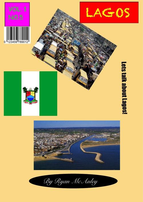 Lagos by Ryan McAuley