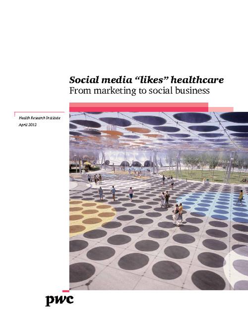 "Copy of Social Media ""Likes"" Healthcare"