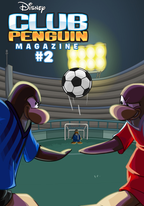 Club Penguin magazine FR n°2