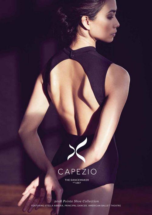 2018 Capezio Pointe Shoe Catalogue