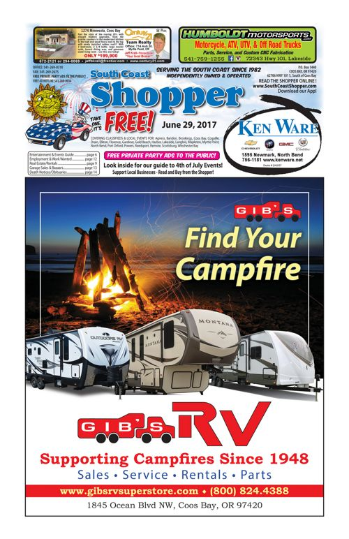 South Coast Shopper e-Edition 6-29-17