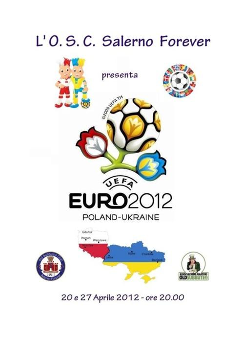 Euro 2012 - Polonia e Ucraina