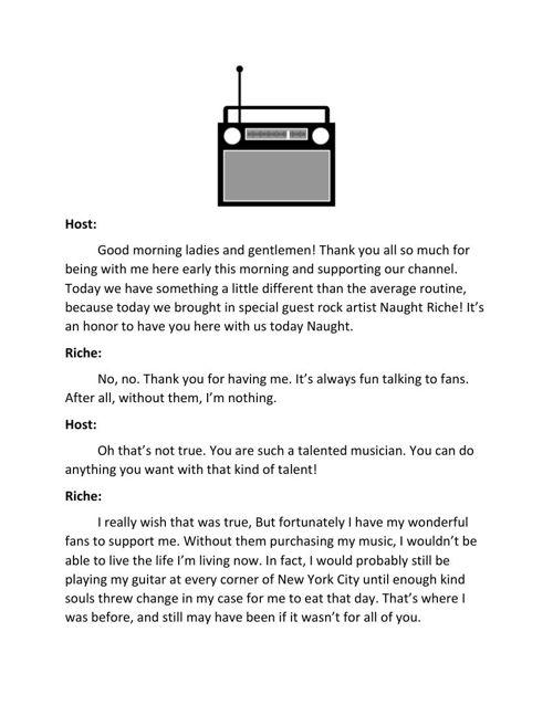 Talk show pdf updated