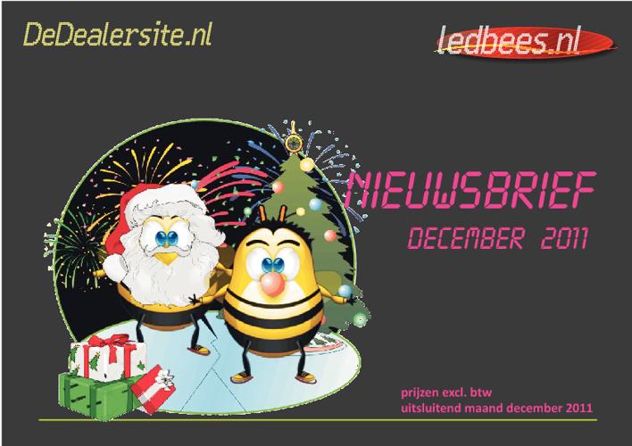 DeDealersite Nieuwsbrief 2011-12