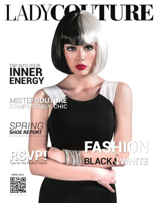 Lady Couture Magazine - April 2013 - Vol. 1 Issue 5