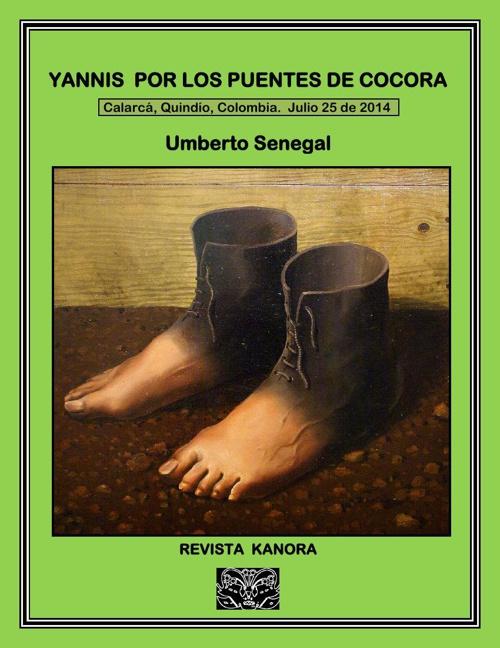 YANNIS POR LOS PUENTES DE COCORA