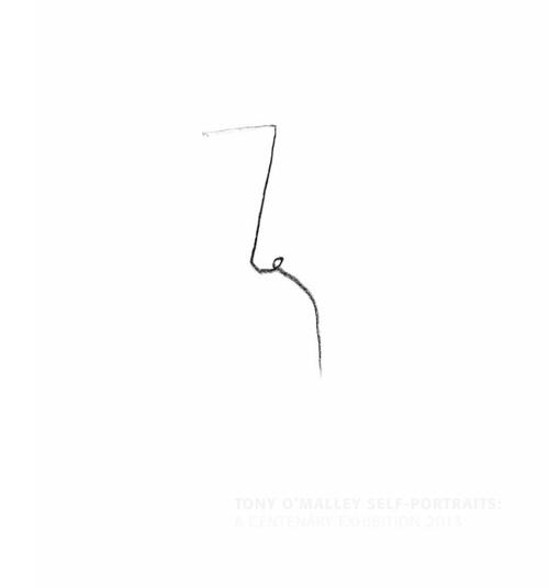 Tony O'Malley Self Portraits