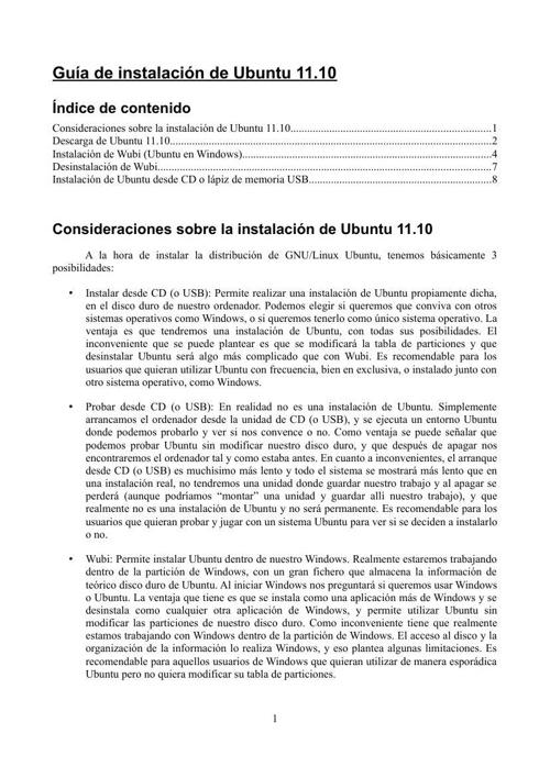 Instalacion ubuntu 11.10