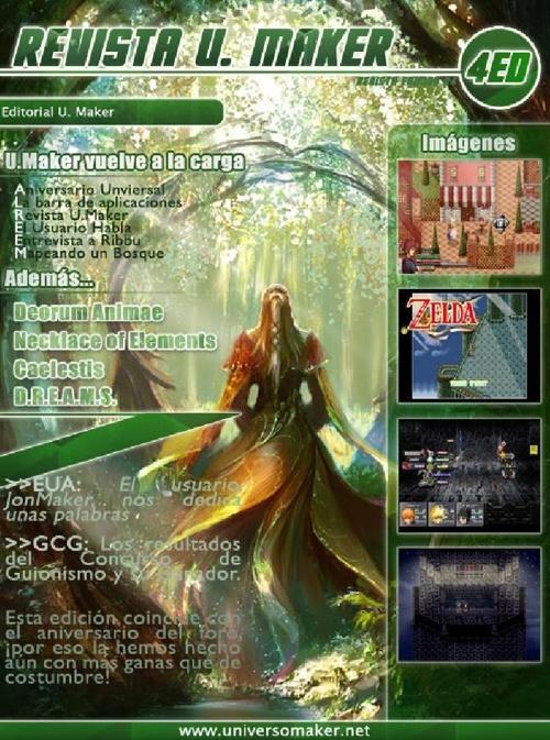 [UM] Revista #4