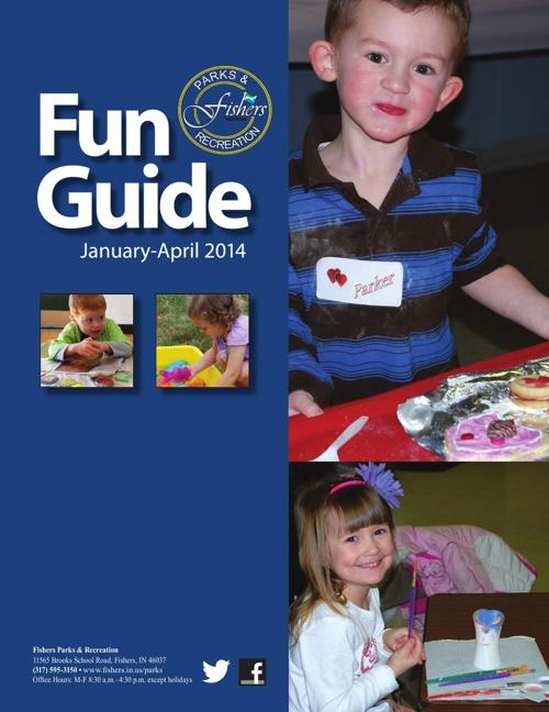 Fishers Parks & Recreation Jan.-Apr. Fun Guide