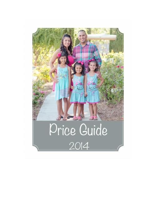 VNP Price Guide 2014