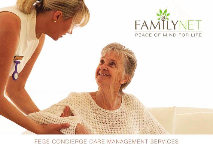 FAMILYNET CONCIERGE CARE MANAGEMENT