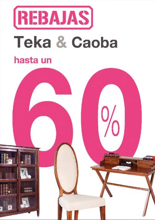 Teka - Caoba