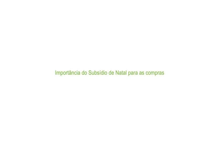10% dos portugueses admitem não comprar presentes de Natal