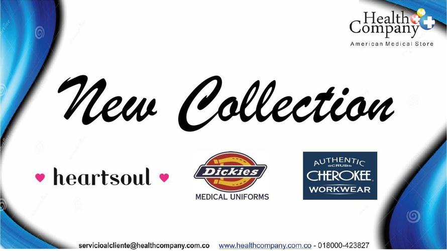 Nueva Colección - Health Company
