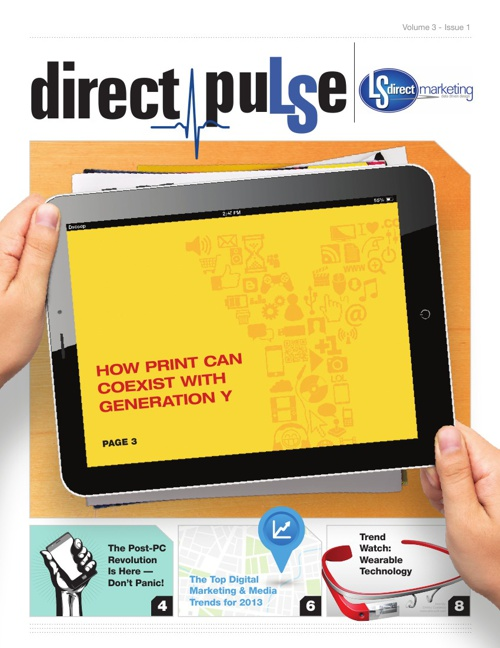 LS Direct Newsletter Q2 2013