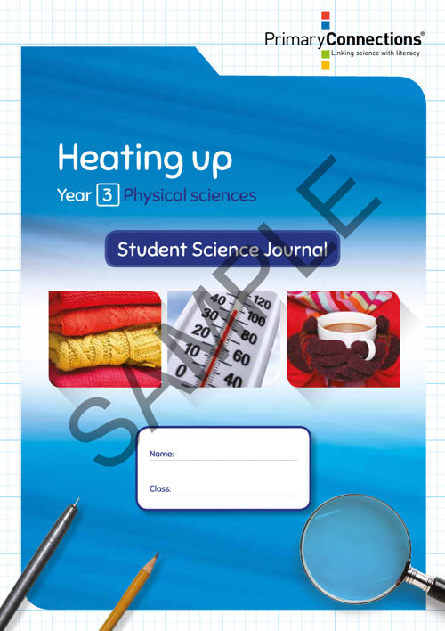 Heating up - Student Science Journal