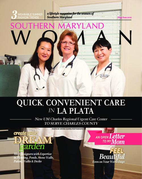 Southern Maryland Woman - Charles Edition - May/June 2016