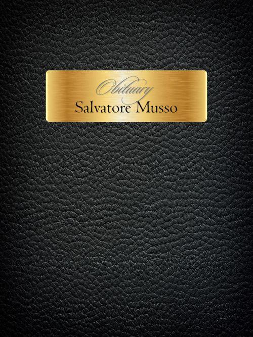 Obituary for Salvatore Musso