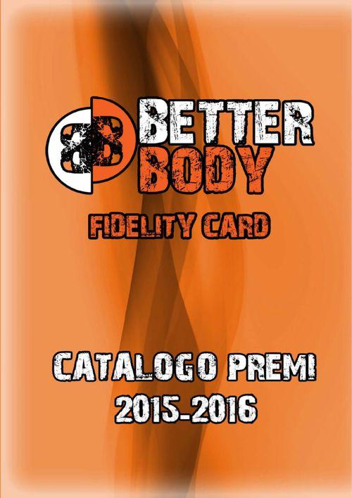 Catalogo Better Body 2015