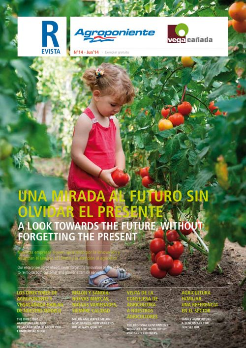 Revista Agroponiente 14