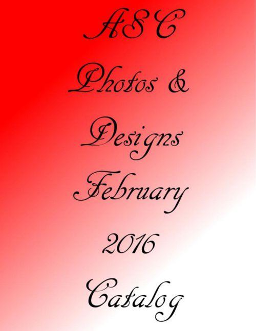 February 2016 Catalog