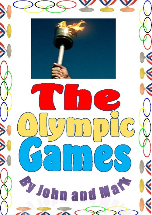 Summer Olympic Games By Mark and John