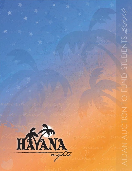 Havana Nights Auction Catalog