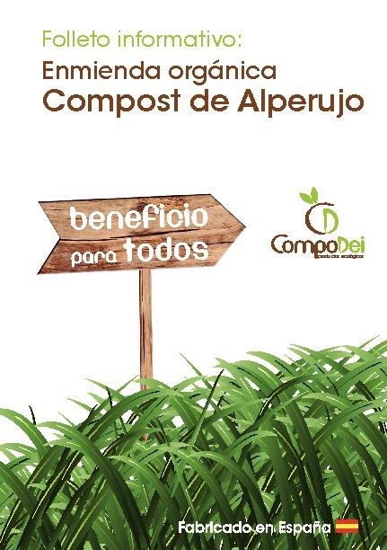 Compost de Alperujo Compodei