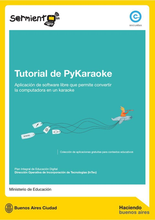 Tutorial Pykaraoke