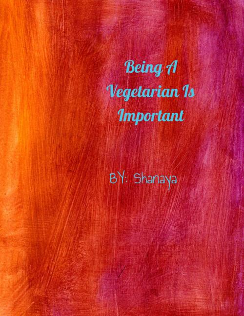 Shanayas Personal Essay