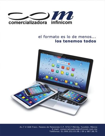Copy of Infinicom, Tecnología Para Todos...