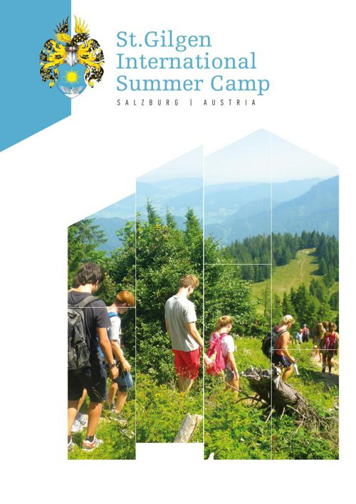 St. Gilgen International Summer Camp 2016