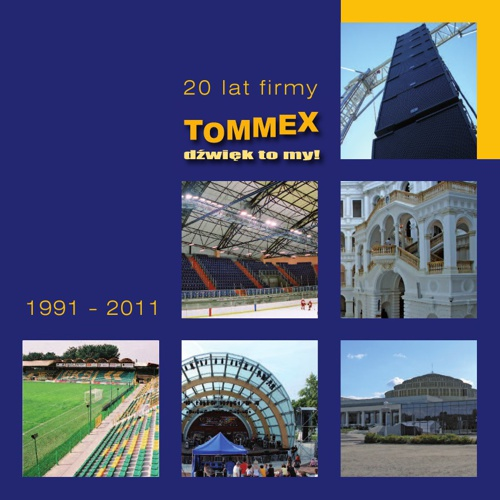 Historia Tommex