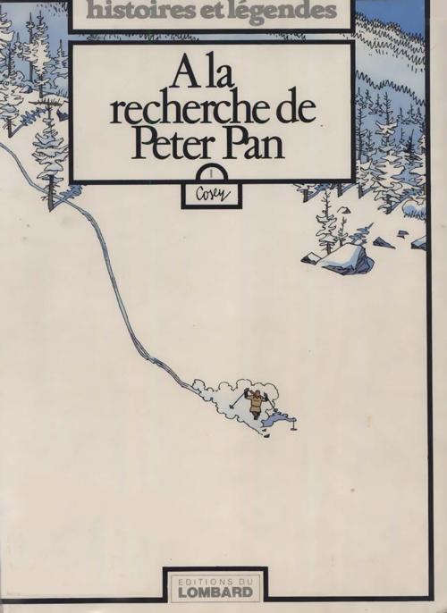 A la Recherche de Peter Pan - T01