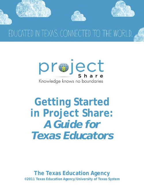 Project Share Educator Guide