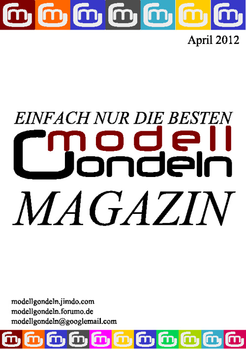 ModellGondeln Magazin