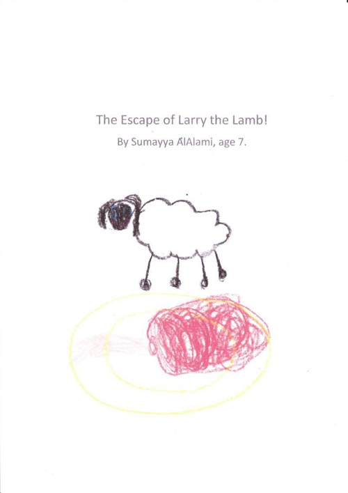 The Escape of Larry the Lamb