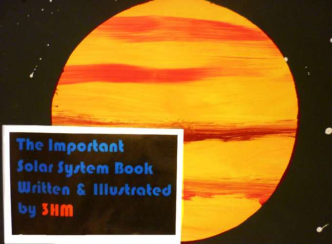 The Important Solar System Book