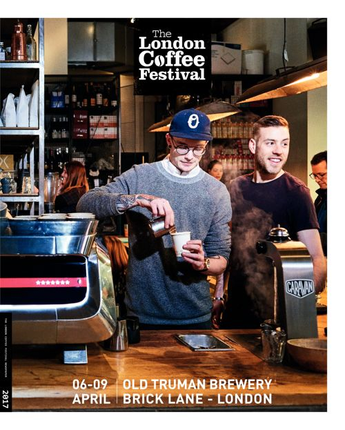 London Coffee Festival Magazine