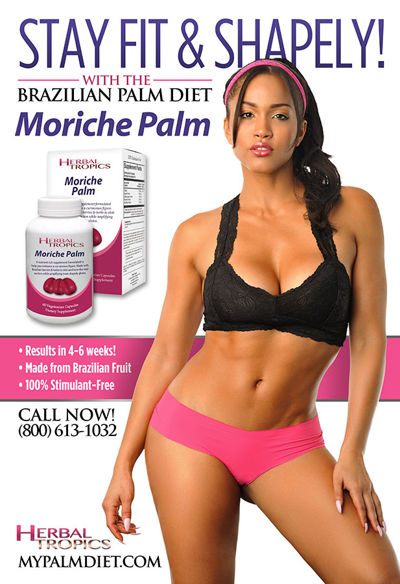 Introducing the Moriche Palm Diet!