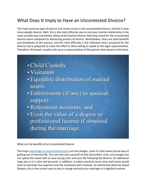 how divorces affect the development of Emotional and physical effects of divorce – attorneys and other professionals can help jul 25, 2011 most people think of the breakup of a relationship as causing purely mental or emotional issues.