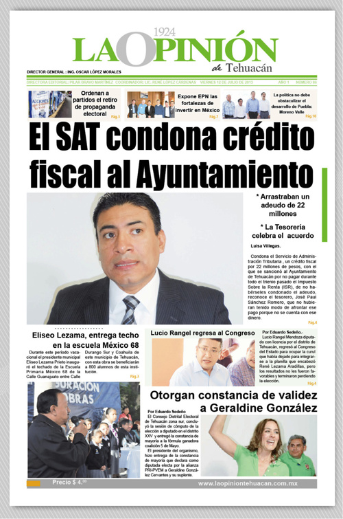 Diario Tehuacan