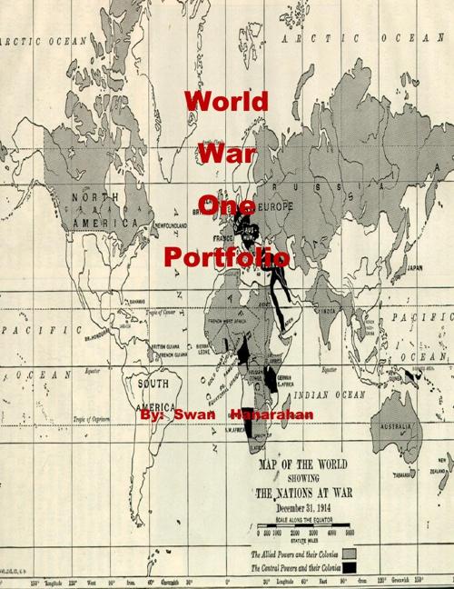 World War One Web Quest