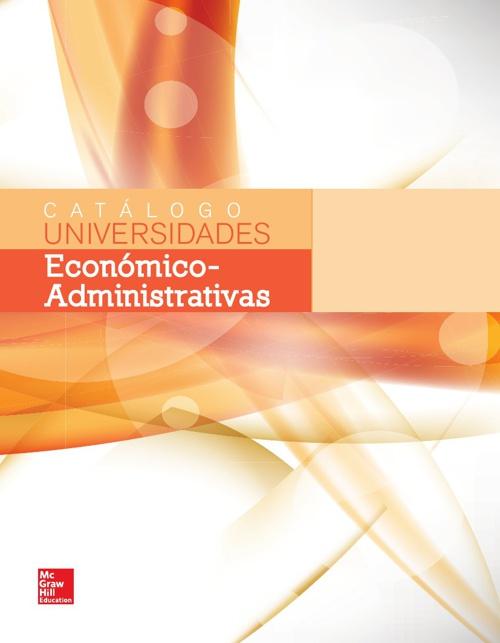 Catálogo Económico - Administrativos 2013
