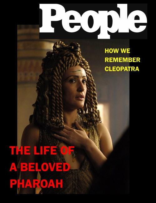 Cleopatra - Macon, Sarah