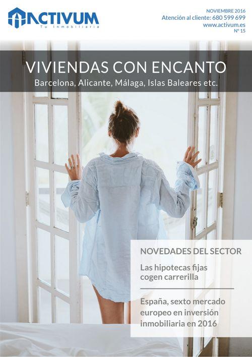 Revista Activum Nº 15, Noviembre 2016