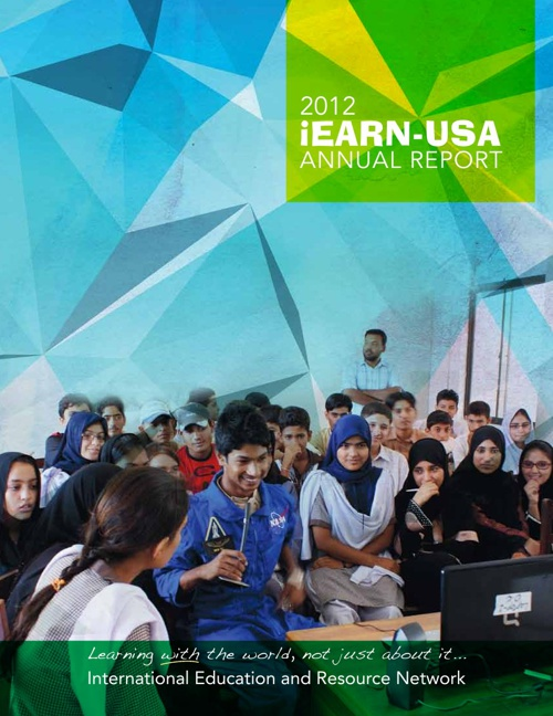2012 iEARN-USA Annual Report