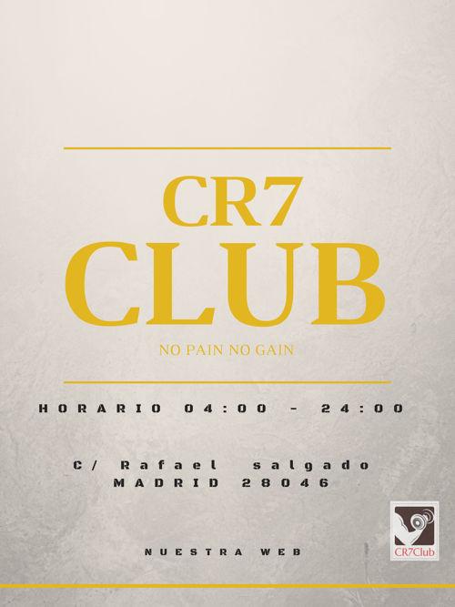 Catálogo CR7Club